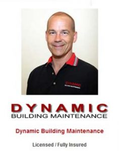 Dynamic Building Maintenance